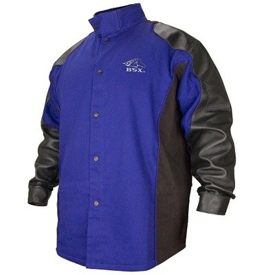 Revco Industries - Bsx Hybrid Fr / Pigskin Welding Coat - 3X-Large