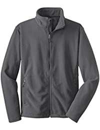 Men's Emoticon Full-Zip Fleece Jacket XS to 6XL
