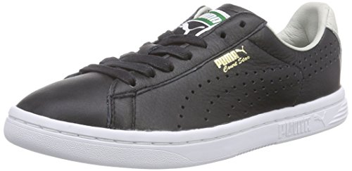 Sneaker Star White Unisex Noir – Court Black Gray Adulto Puma Glacier NM Basse Nero wStxA6