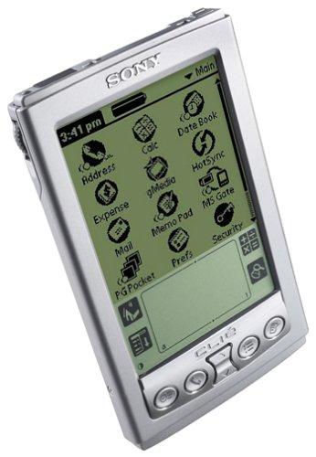 UPC 027242602083, Sony PEG-S360 Clie Handheld