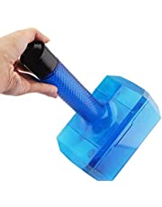 Thor's Hammer Water Cup Creative Hammer Large Capacity Sports Bottle Outdoor Oversized Plastic Dumbbell Space Cup Outdoor Sports