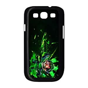 Samsung Galaxy S3 9300 Cell Phone Case Black Ziggs league of legends 002 YW5976982