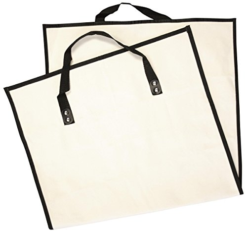 Heavyweight Canvas Log Tote - Uniflame, W-1167, Heavyweight Canvas Log Tote