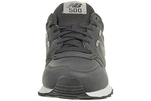 New Balance Men's 500 Trainers Black (Black Sk) SdjPNM