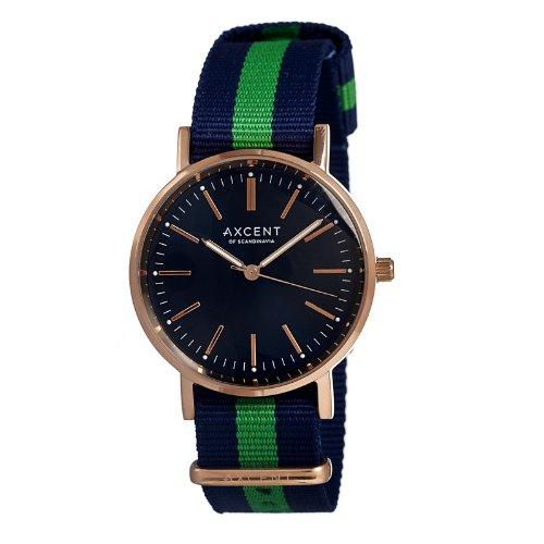 Axcent x7800r-21 Vintage reloj de pulsera para mujer