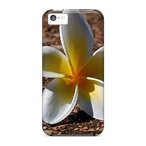 diy phone caseFashionable Style Case Cover Skin For Iphone 5c- White Plumeriadiy phone case