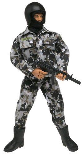 Gi Joe Camo (GI Joe URBAN CAMO Soldier by G. I.)