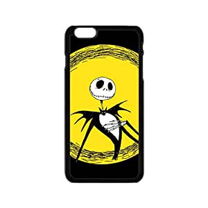 The Nightmare Before Christmas Black Phone Case for iPhone 6