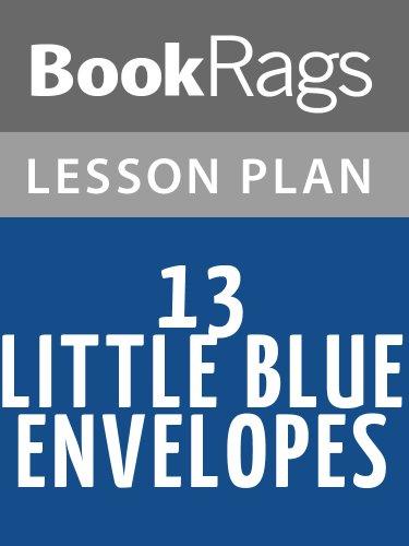 13 little blue envelopes - 6