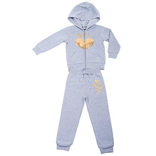 39758dh-modernsilver-7-8-girls-puffer-jacket-zip-up-warm-coat-with-belt