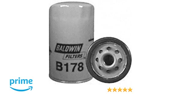 Baldwin B178 Heavy Duty Lube Spin-On Filter