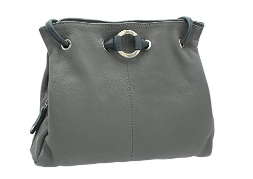 Black Navy CANFORD Collection Bag Tan Strap Shoulder Wimborne Leather Two Bags Grey Bolla 8xOH7qwzR
