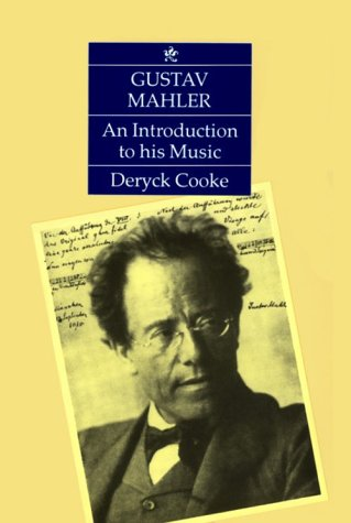 Gustav Mahler An Introduction to His - Cooke Deryck