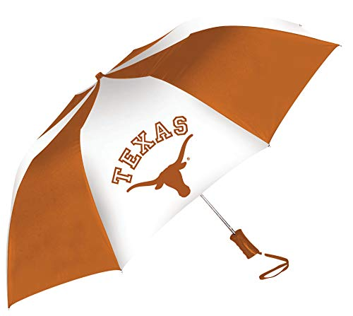 Storm Duds Texas Longhorns Sporty Two-Tone Umbrella ()