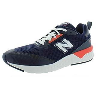 New Balance Women's Fresh Foam 515 Sport V2 Sneaker, Pigment/Coral Glow/Thunder, 12 M US