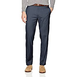 Van Heusen Men's Air Straight Fit Pant