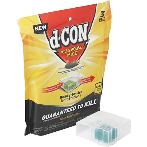 D-Con Disposable Corner Fit