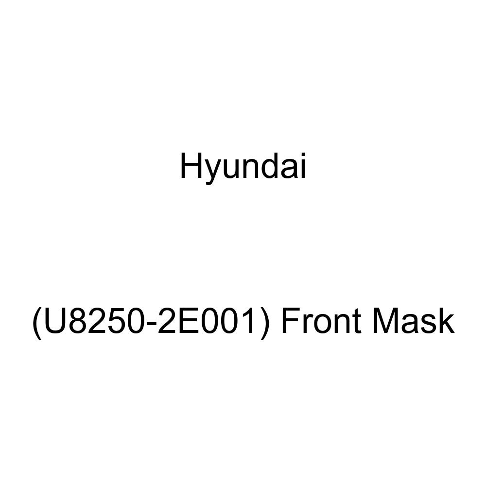 Front Mask U8250-2E001 HYUNDAI Genuine