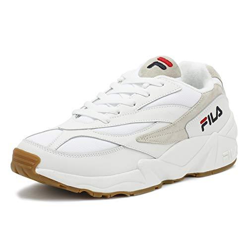Venom Heritage White Alta Vintage Nero Urban Fila Uomo 1010255 Scarpe Sneakers Low q7ITIw