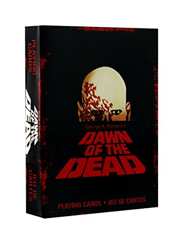 Dawn of the Dead Playing Cards by Aquarius ()