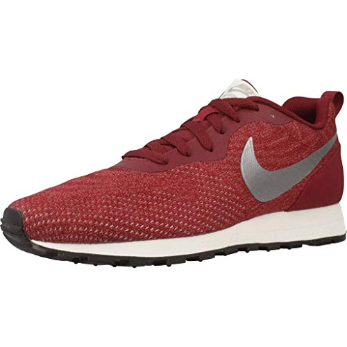 Silver metallic 2 Multicolore 603 De Eng Homme Fitness Chaussures Red team Runner Nike Md Red habanero Mesh wHBOOq