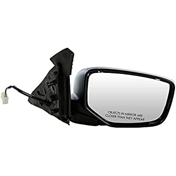 Prime Choice Auto Parts KAPTO1321276 Power Heated Side Mirror for Right Passenger Side