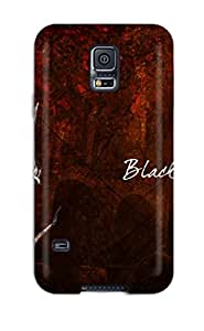 Nicholas D. Meriwether's Shop New Style Series Skin Case Cover For Galaxy S5(black Rock Shooter) 3427176K85975740