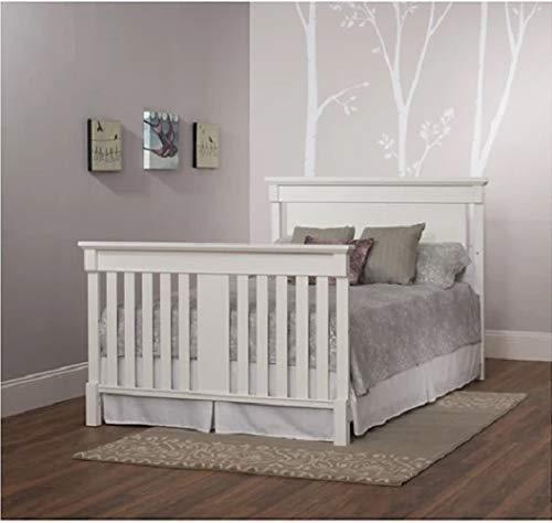 Child Craft Full-size Bed Rails F06464.46, Matte