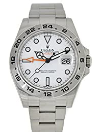 Explorer II White Dial Stainless Steel Men's Watch 216570