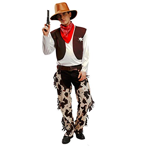flatwhite Adult Cowboy Costumes for Man and Women -
