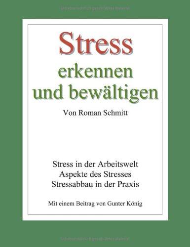 Stress erkennen und bewältigen