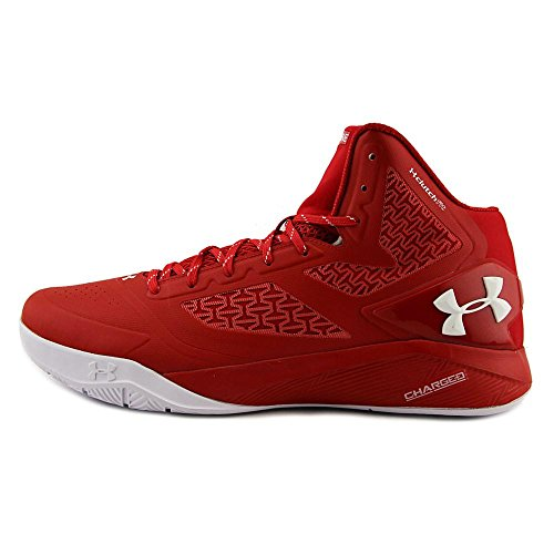 Shoes Clutchfit White Drive Mens 2 UA Silver Metallic Red g4r8qgaz
