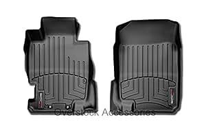 WeatherTech  440361  Custom Fit Front FloorLiner for Nissan Murano (Black)