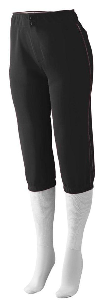 Augusta Sportswear PANTS レディース B00IUJGDRC L|ブラック/ブラック ブラック/ブラック L
