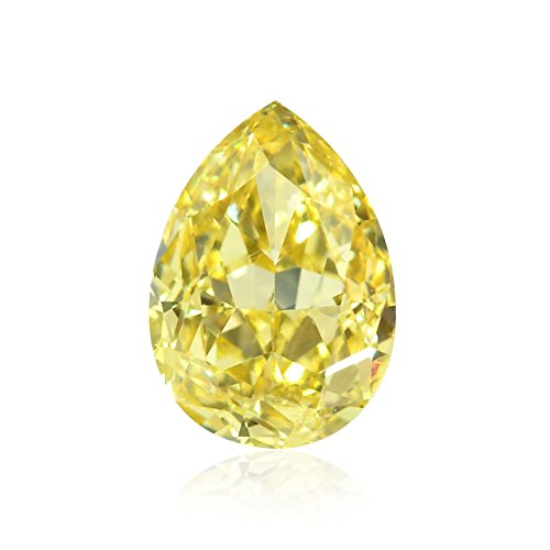 0.43 Ct Pear Diamond - 2