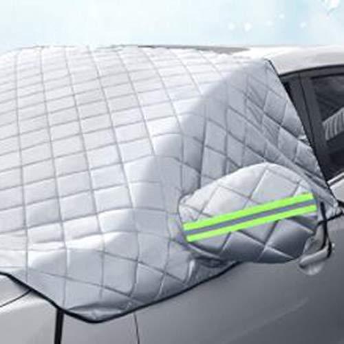 BianchiPamela Windscreen Cover Heat Sun Shade Anti Snow Frost Ice Shield Dust Protector