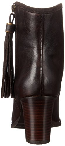 supply cheap online stockist online Lauren Ralph Lauren Women's Carah Boot Brown Veg Tumbled Pull Up bHvb2apjV
