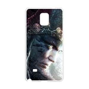 Hellblade Ninja Theory Ps4 Nota caja del teléfono celular 102 718 4 Samsung Galaxy funda blanca del teléfono celular Funda Cubierta EEECBCAAJ77921