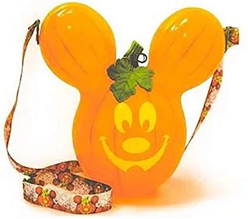 Halloween At Disneyland 2019 (Halloween 2019 Disney Pumpkin Mickey Mouse Ears Popcorn Bucket Theme Park)