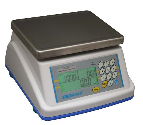 WBZ 15 Portable Retail Pricing Scale 15kg x 5g Adam Equipment Co Ltd