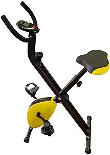 🥇 HANKING PLANET Bicicleta estática Plegable
