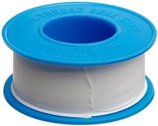 "Dixon Valve TTB75 PTFE Industrial Sealant Tape, -212 to 500 Degree F Temperature Range, 3.5mil Thick, 520"" Length, 3/4"" Width, White (B003D7K8E0) | Amazon Products"