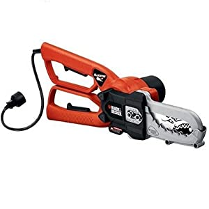 Black & Decker LP1000 Alligator Lopper 4.5-Amp Electric Chain Saw