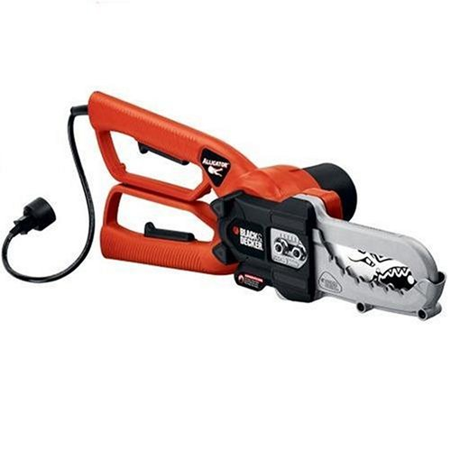 Black & Decker LP1000 Alligator Lopper 4.5-Amp Electric Chain Saw (Electric Pruning Shears)