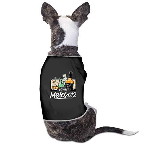 RSADGER Pet Clothing Diamante Wear 2012 Printed T Shirts Dogs Summer Vest Puppy Pet Shirt