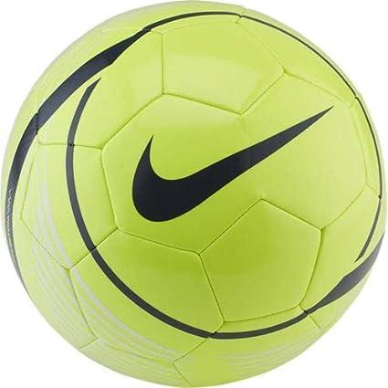 Nike NK Phantom Venom Soccer Ball, Adultos Unisex, Volt/White ...