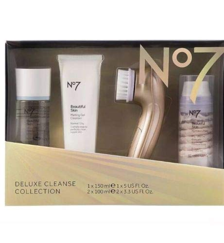 No 7 DELUXE CLEANSE COLLECTION (Boots) ~ NEW ~!!! LIMITED EDITION