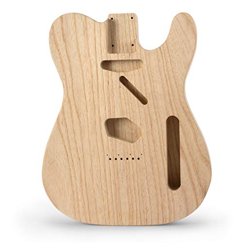 - Golden Age Replacement Body for Tele, Swamp Ash