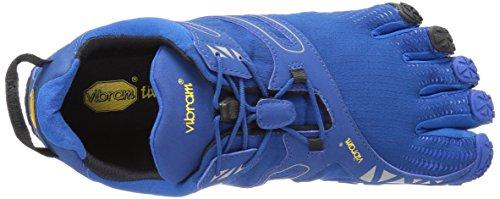 Vibram De Black blue V Fivefingers Chaussures Homme Bleu Trail qpvx6Hqrtw