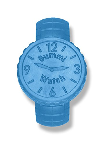 KidKusion Gummi Teething Watch Blue product image